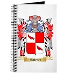 Maberley Journal