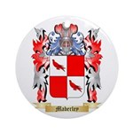 Maberley Ornament (Round)