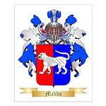 Mabbs Small Poster