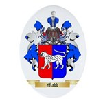 Mabb Ornament (Oval)