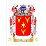 Maass Small Poster