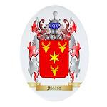 Maass Ornament (Oval)
