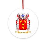 Maass Ornament (Round)