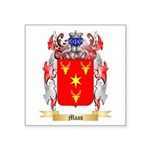 Maas Square Sticker 3