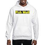 fish moli Hooded Sweatshirt