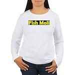 fish moli Women's Long Sleeve T-Shirt