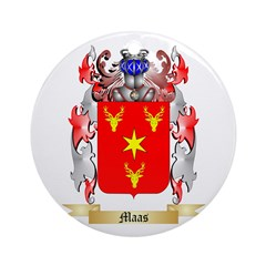 Maas Ornament (Round)