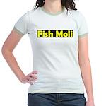 fish moli Jr. Ringer T-Shirt