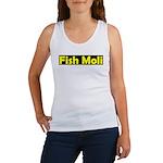 fish moli Women's Tank Top