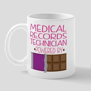 Medical Records Technician Mug
