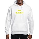 Nee Kulicho Hooded Sweatshirt