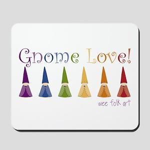 Gnome-Love Mousepad