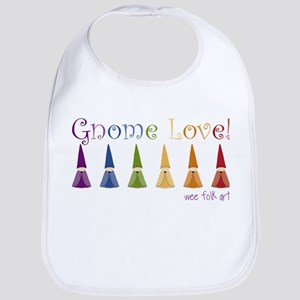 gnome-love Bib
