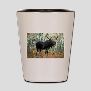 Huge Moose Shot Glass
