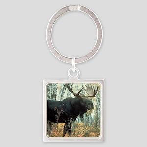 Huge Moose Keychains