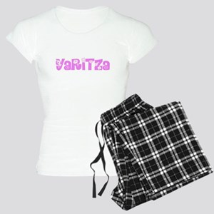 Yaritza Flower Design Pajamas