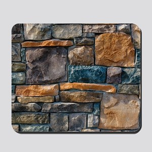 Stone Wall Mousepad