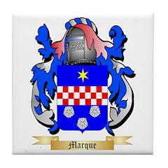 Marque Tile Coaster