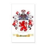 Marqiset 35x21 Wall Decal
