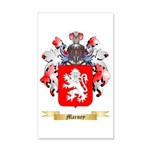 Marney 35x21 Wall Decal