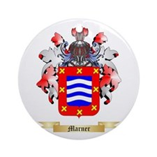 Marner Ornament (Round)