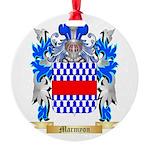 Marmyon Round Ornament