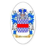 Marmyon Sticker (Oval 10 pk)
