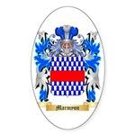 Marmyon Sticker (Oval 50 pk)