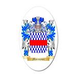 Marmyon 35x21 Oval Wall Decal