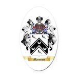Marmion Oval Car Magnet
