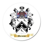 Marmion Round Car Magnet