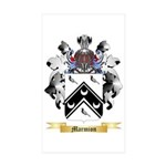 Marmion Sticker (Rectangle 50 pk)