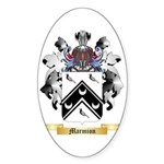 Marmion Sticker (Oval)