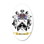 Marmion 35x21 Oval Wall Decal