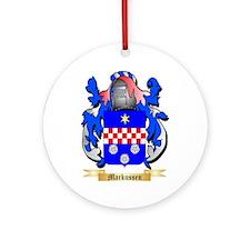 Markussen Ornament (Round)