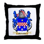 Markushin Throw Pillow