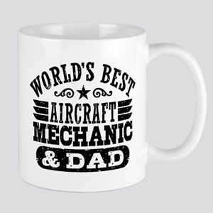 World's Best Aircraft Mechanic A 11 oz Ceramic Mug