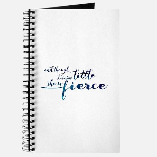 She is Fierce Journal