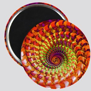 Colorful spiral Magnet
