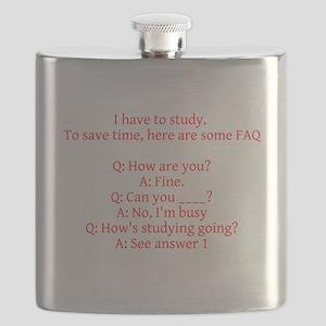 Study Time Flask