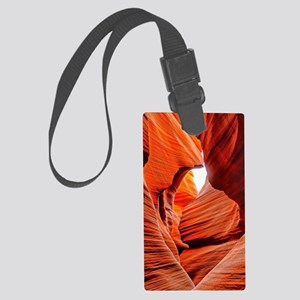 The Inner Canyon Large Luggage Tag