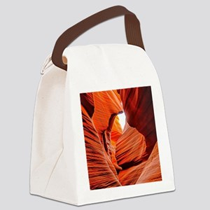 The Inner Canyon Canvas Lunch Bag