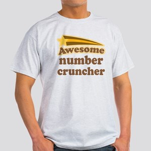 Number Cruncher Light T-Shirt