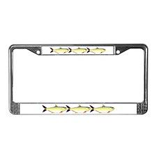 Amazon Pellona v2 License Plate Frame