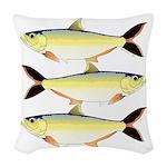 Amazon Pellona v2 Woven Throw Pillow