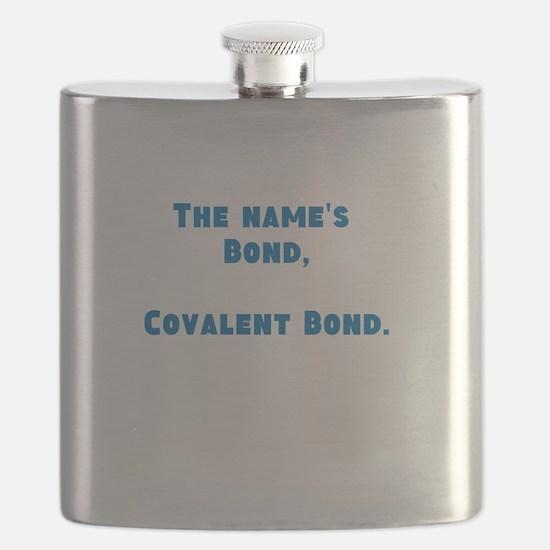 Chemistry Joke Flask