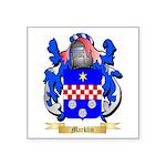 Marklin Square Sticker 3