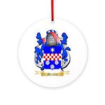 Marklin Ornament (Round)