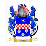 Markli Small Poster