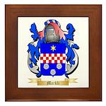 Markli Framed Tile